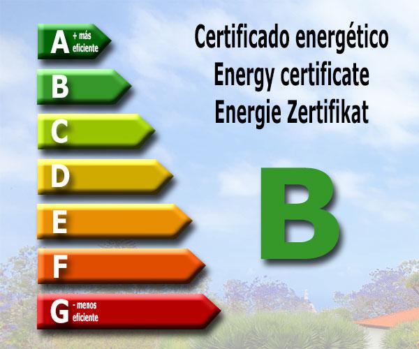 Energie Zertifikat B