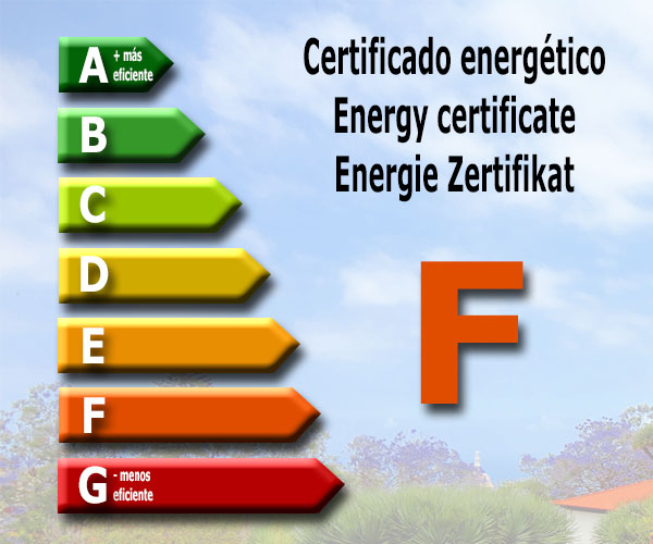 Energy certificate: F