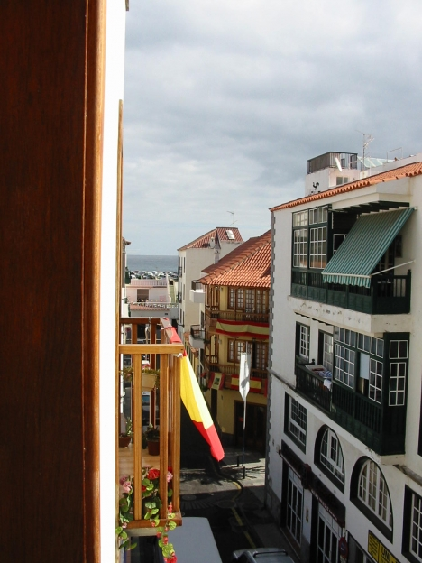 90 m2 Wohnung in Puerto de la Cruz Zentrum.