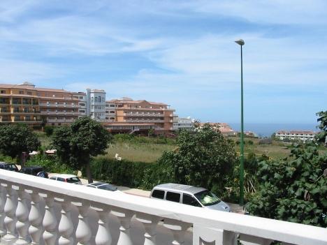 Grosse und sonnige Wohnung in La Paz.