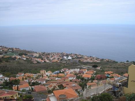 Sehr schönes Grundstück mit Panoramablick. Immobilie zum Kauf - kanarenmakler