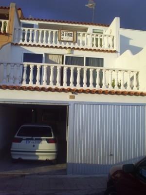 El Medano - Duplex-Reihenhaus