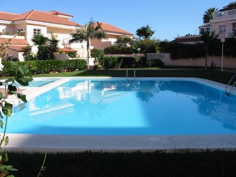 VERKAUFT   Wunderbares Penthouse mit Pool in La Paz.