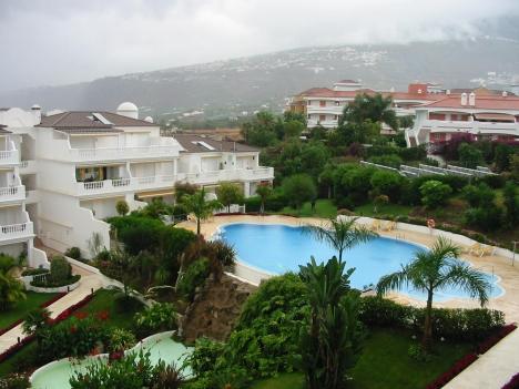 39m2 Terrasse + 1 Schlafzimmer+ Pool in La Paz.