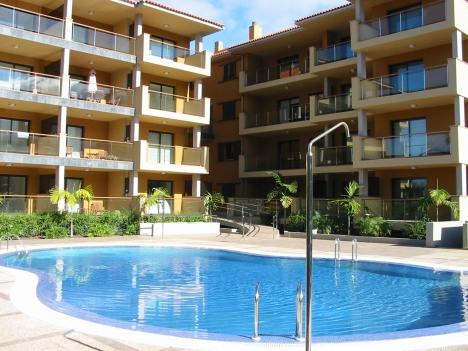 Neue Wohnung unmoebliert in El Durazno.