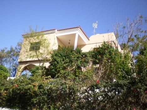 Sehr schönes und grosses Haus mit Garten. Meer und Teide Blick.
