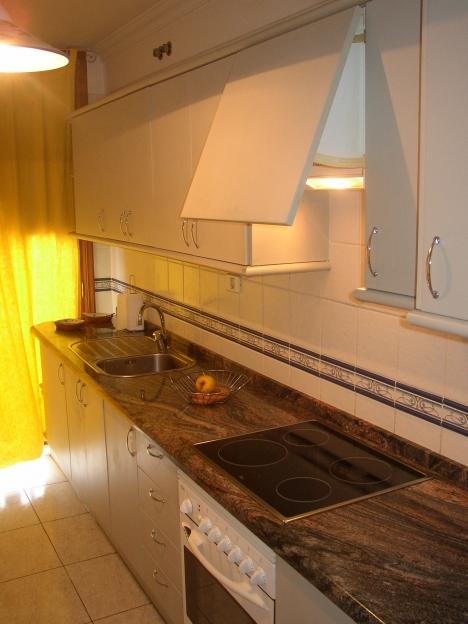 Apartment sehr zentral gelegen in Puerto mit 3 Schlafzimmern und 2 Badezimmern