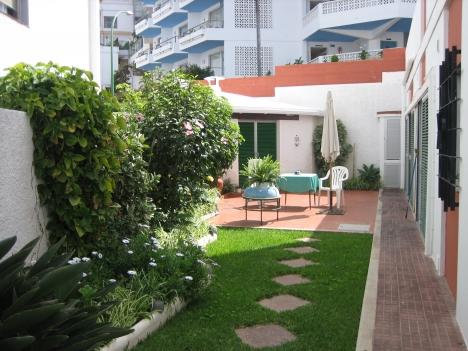 Geräumiges 3 Schlafzimmer Appartement mit Garten, Immobilie zum Kauf - kanarenmakler