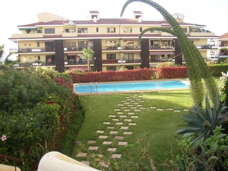 Appartement mit privatem Garten und Terrasse. Immobilie zum Kauf - Paluum