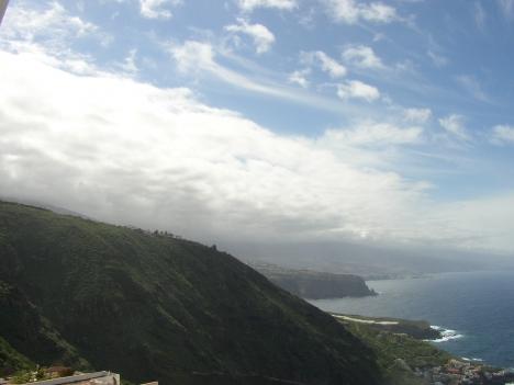 Komplett eingerichtes Appartement mit Panoramablick auf Meer und Teide. Immobilie zum Kauf - Paluum