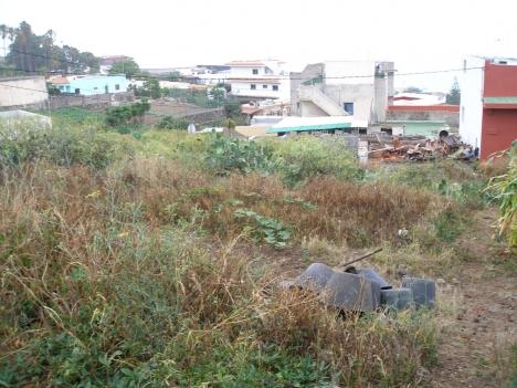 Baugrundstuck: konsolidierten städtischen Grundstücken traditionelles Haus Typologie. Immobilie zum Kauf - kanarenmakler