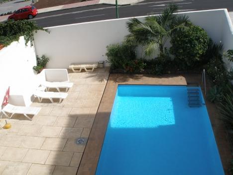 Großzügiges Appartement mit Terrasse und Blick.  Immobilie zum Kauf - kanarenmakler