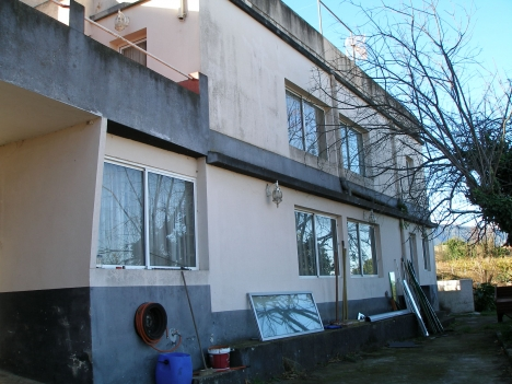 Finca mit Panoramablick und Haus Immobilie zum Kauf - Paluum