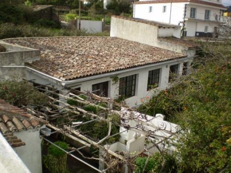 Rustikale Finca mit Haus mit Panoramablick.