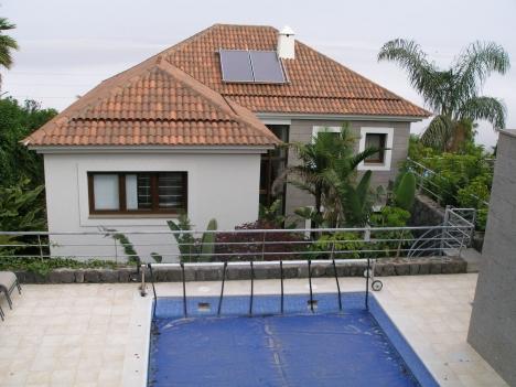 Grosses Grundstuck mit panorama blick Immobilie zum Kauf - kanarenmakler