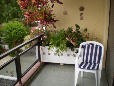 Schönes möbliertes Appartement mit 2 Terrassen