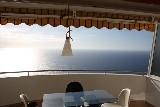 Schöne möblierte und renovierte Wohnung mit Blick auf das Meer, Küste und Teide.   Immobilie zum Kauf - Paluum