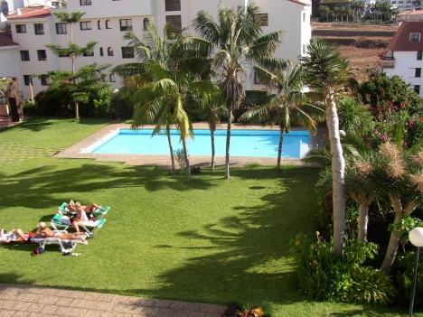 Sonnige Wohnung mit Garten und Beheizteerpool  Immobilie zum Kauf - Paluum