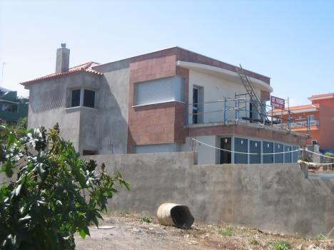 Großes Haus in der letzten Phase der Konstruktion  Immobilie zum Kauf - kanarenmakler