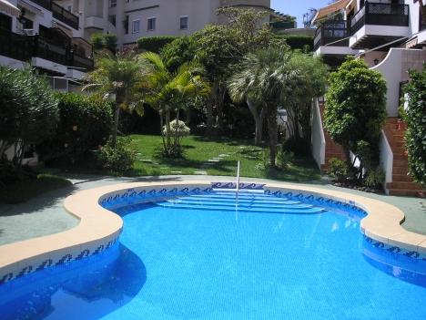 Apartment mit 2 Terrassen und Ruhig situiert im la Paz.