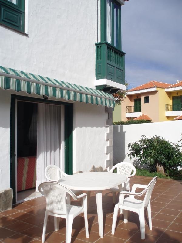Einfamilienhaus mit Terrasse & Garten moebliert in Puerto de la Cruz.