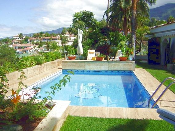 Super Schöne Villa in der Urb. Guacimara zu verkaufen ( 10 min. von Puerto de la Cruz) Immobilie zum Kauf - kanarenmakler