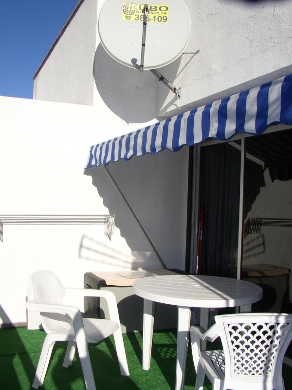 Penthaus-Studio im Zentrum mit Teideblick.