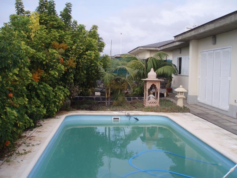 Phantastisches Haus mit Garten und Pool in Puerto de la Cruz.