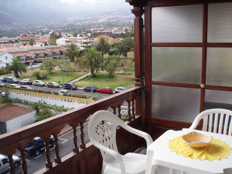 Studio in Hotelanlage in La Paz.
