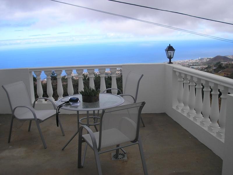 Doppelhaushälfte mit Panoramablick über den Norden von Teneriffa.