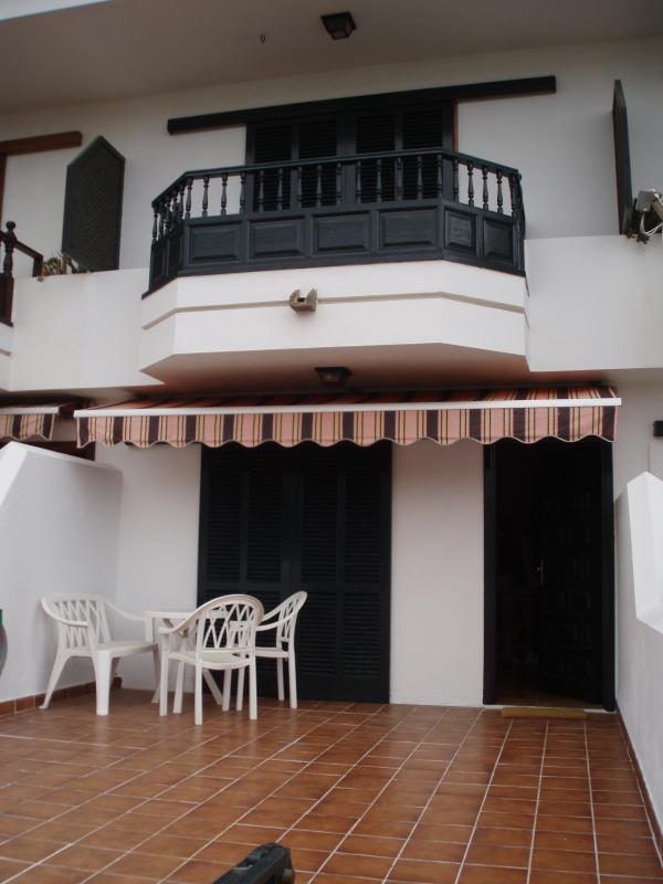 Sonniges Reihenhaus in La Paz mit 2 Terrassen.