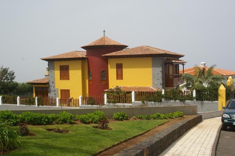 Luxusvilla bei La Orotava.