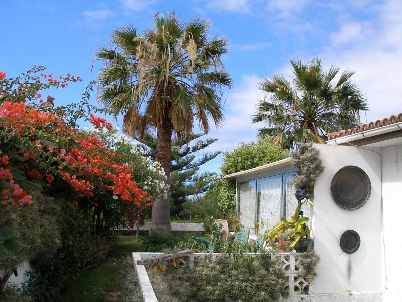 Haus mit Grosser Garten und Schönes Blick! Immobilie zum Kauf - kanarenmakler