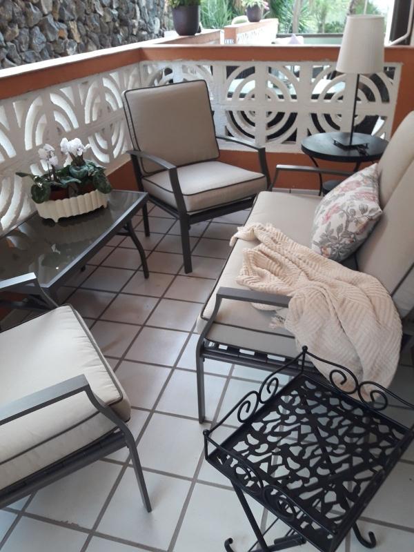 Appartement mit 2 terrassen und Gem. Pool.
