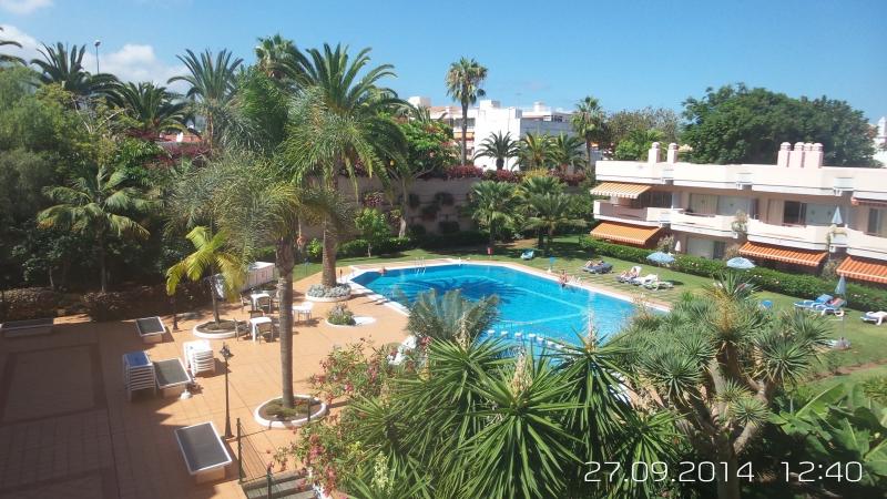 La Paz! Sehr nettes Appartement mit Terrasse und Pool!