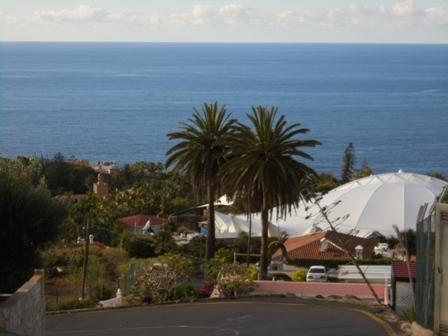 Wohnung mit Meerblick beim Loro Parque.