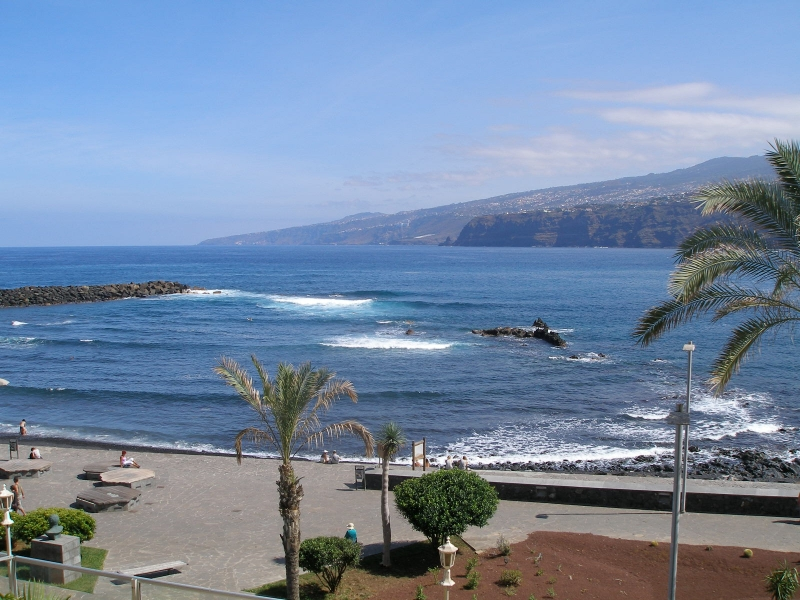 Sehr Schönes Penthouse mit den besten Blick auf Puerto de la Cruz!