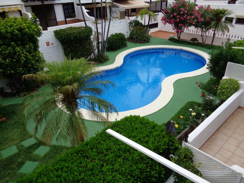 LA PAZ!!!! Wunderschöne Wohnung mit zwei Terrassen, renoviert