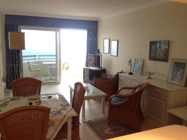Studio mit super Aussichten zum Meer hin situiert im los realejos... Immobilie zur Miete - Paluum