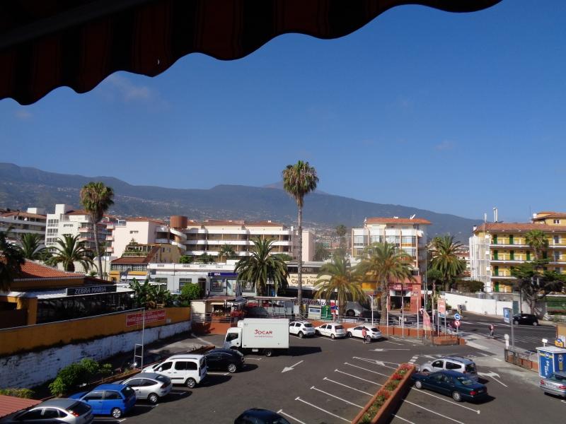 La Paz! Gelegenheit: Komplett möbliertes Studio mit Terrasse und Teideblick!