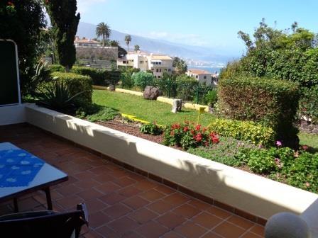 Sehr schöne Anlage mit Pool, Terrassen, wunderschönes Blick nach Meer, Puerto Cruz und Teide! Immobilie zum Kauf - Paluum