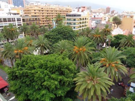 Gelegenheit! Unmöbliertes Studio-Appartement mit Balkon, Dachterrasse direkt an Plaza de Charco! Immobilie zur Miete - Paluum