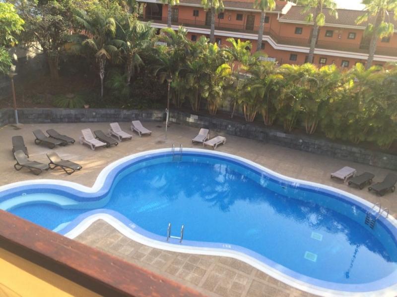 Schöne Wohnung in Wohn-Pool, sonnig, Aussicht, Immobilie zur Miete - kanarenmakler