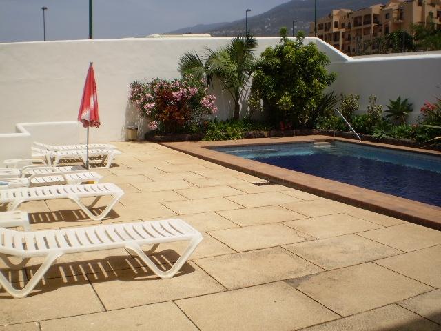 Gelegenheit! Große Wohnung mit beheiztem Pool!