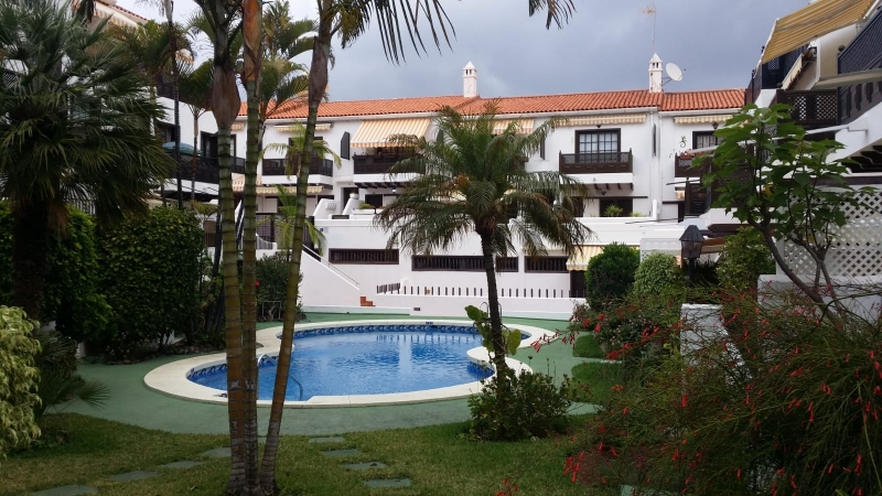 La Paz! Sehr nette Wohnung mit Beheizter Pool