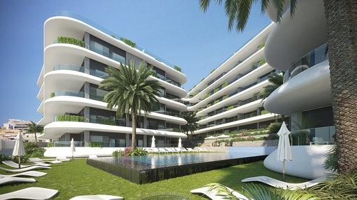 Elegantes und modernes Neubauproyekt in Puerto de la Cruz.