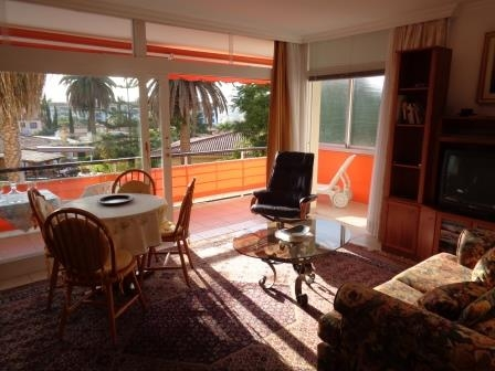 Gelegenheit! Schöne Wohnung in Wohnlage mit spektakulärer Aussicht, Sonne, in perfektem Zustand und komplett ausgestattet!