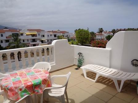 Gelegenheit! Sehr schönes Appartement mit Großer Terrasse und Teideblick.