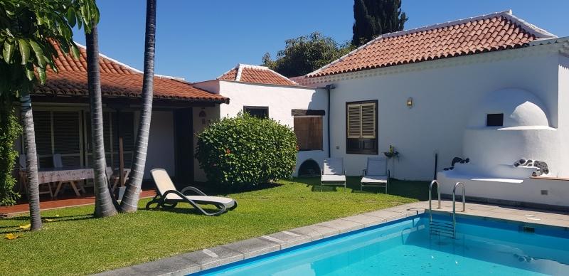 Fantastiches Haus mit schönem Garten und beheiztem Pool. Exklusives Eigentum! Immobilie zum Kauf - kanarenmakler