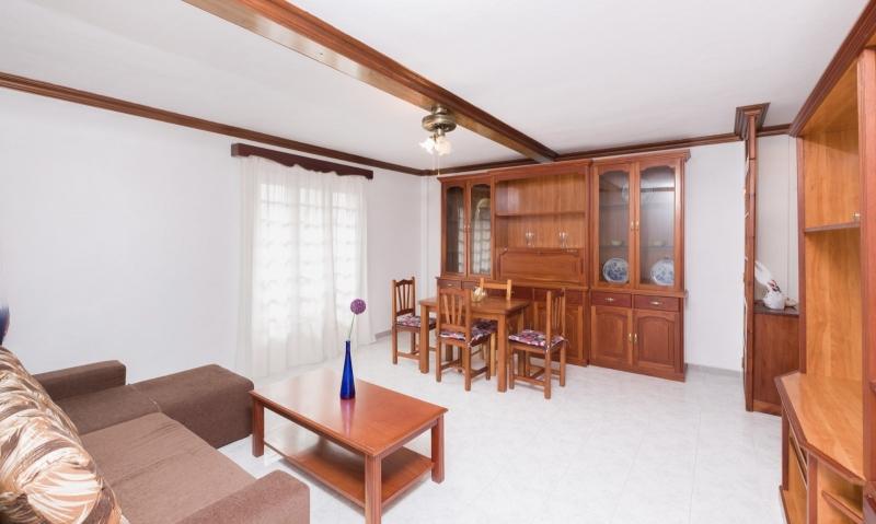 Geräumige und sonnige Wohnung,  renoviert, Nähe der Plaza de Charco, Blick auf das Meer. Immobilie zum Kauf - kanarenmakler